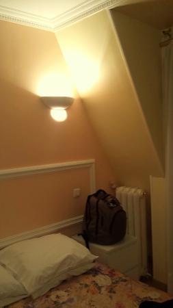 Hotel Andre Gill : Un delizioso angolo della camera
