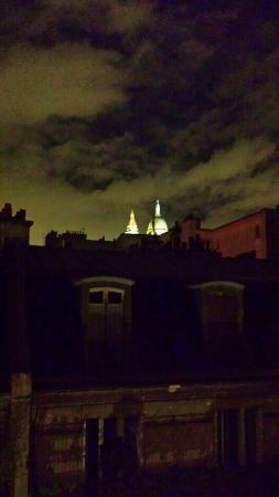 Hotel Andre Gill: La vista di notte