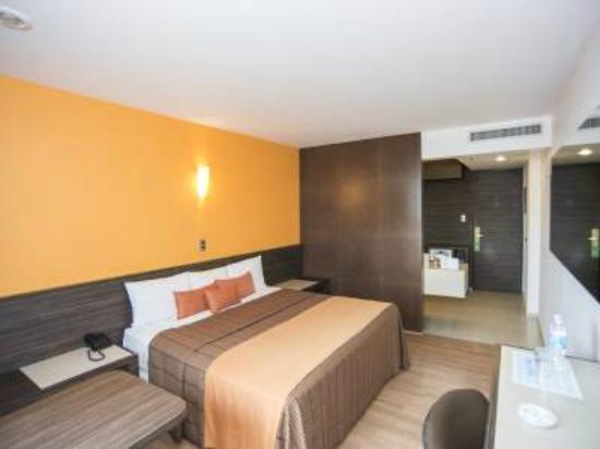 Brasilia: Habitación estandar cama king size
