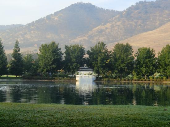Wonder Valley Ranch Resort & Conference Center: Gazebo where we said I DO