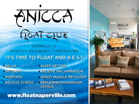 Anicca Float Club