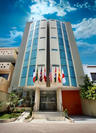 Embajadores Hotel: Hotel Embajadores
