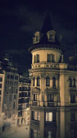 มาร์วี โฮเต็ล: Вид из окна