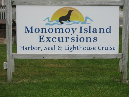 Monomoy Island Excursions: Where we bought tickets ... $36 each