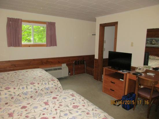 Wiscasset Motor Lodge : Room