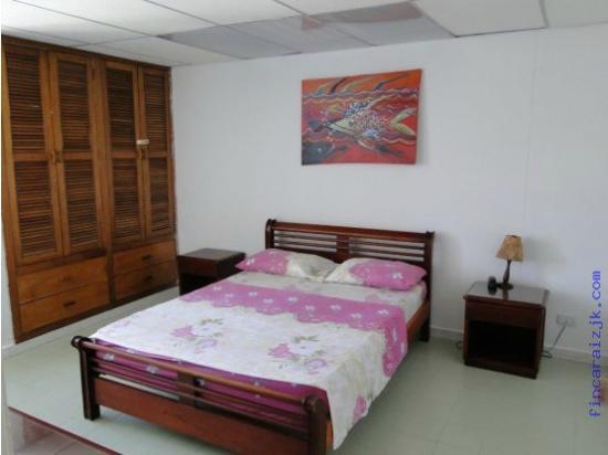 Apartamentos Amoblados Mirador del Laguito: ALCOBA