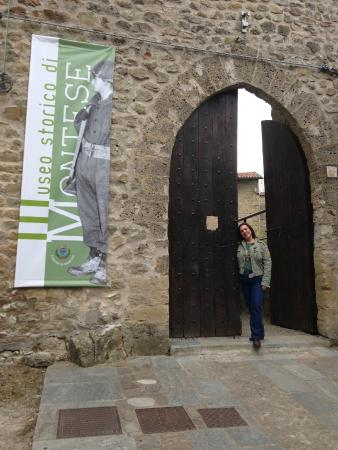 Montese, Italy: Entrada do Museu