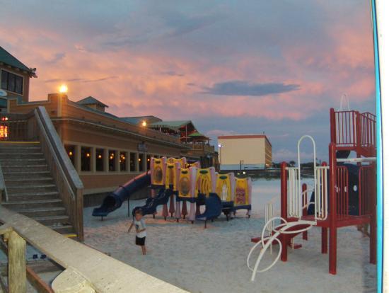 Okaloosa Island: Sunset