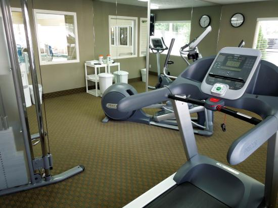 Comfort Inn Traverse City: Fitness Center
