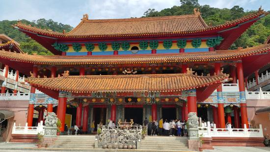 Yuqing Temple