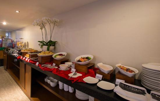 The Sun Hotel & Spa, Legian: Buffet Breakfast