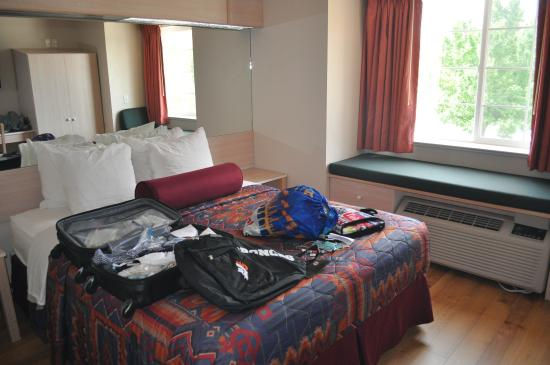 River Canyon Lodge Inn and Suites: Room