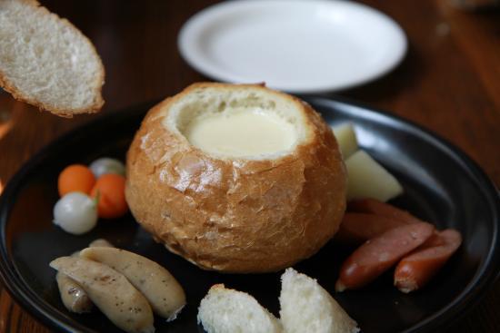 Otaru Bine: チーズフォンデュ