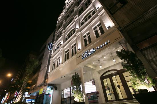 Belllo Hotel JB Central