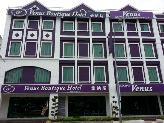 Photo of Venus Boutique Hotel Melaka