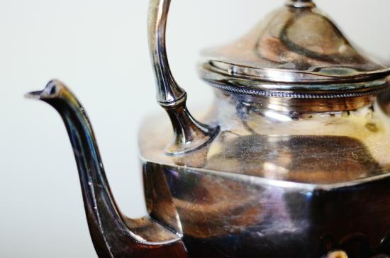 Oviatt House Bed and Breakfast: Kitchen Details