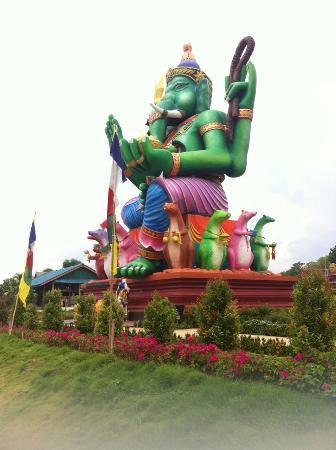Wat Sang Kaew Phothiyan