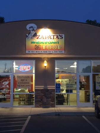 Zapata S Mexican Restaurant Delta Restaurant Reviews