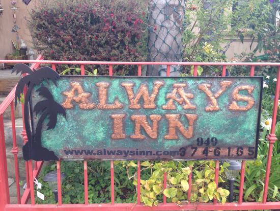 Always Inn San Clemente B&B