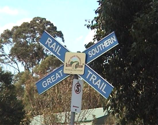 Leongatha, Australia: Great Southern Rail Trail