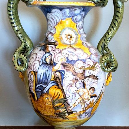 Museo Acerbo delle Ceramiche di Castelli (Loreto Aprutino ...