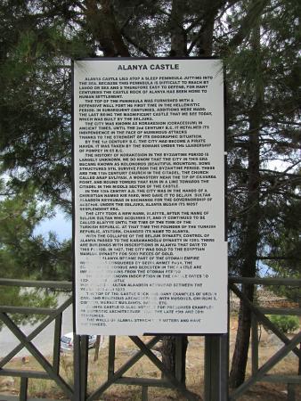Alanya Kalesi (Castle) : Alanya Kalesi  3
