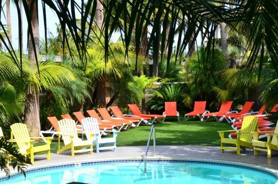 Ocean Palms Beach Resort: Nice pool area