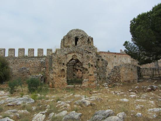 Alanya Kalesi (Castle) : Alanya Kalesi  2
