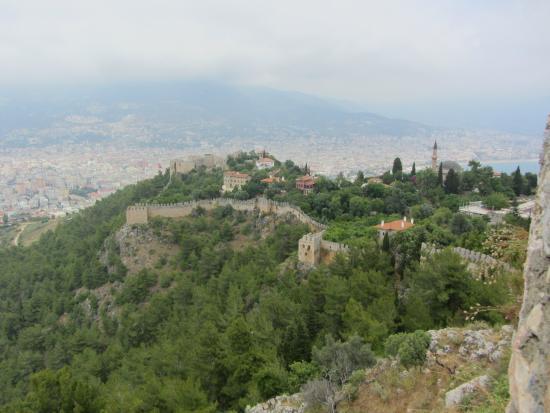 Alanya Kalesi (Castle) : Alanya Kalesi  4