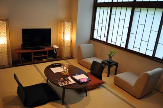Hashimotoya: 部屋