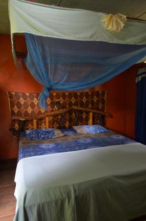 Mega Inn - Tangkahan: The room