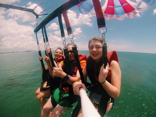 Picture Of Myrtle Beach Parasailing