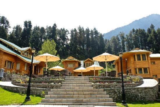 Kolahoi Green Resorts Pahalgam