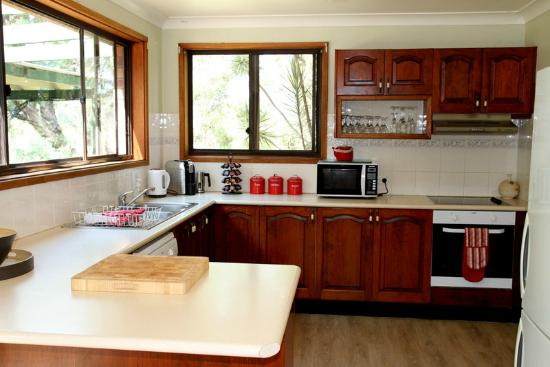 Hunter Homestead: Homestead Kitchen