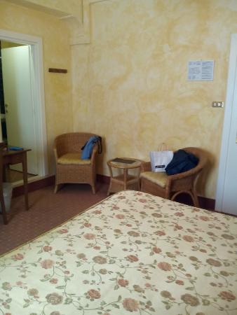 Hotel Terme San Filippo : Camera, il salottino