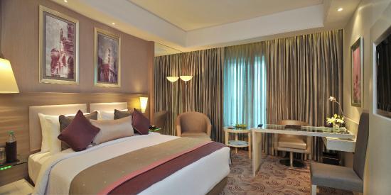 Radisson Hyderabad Hitec City: Superior Room