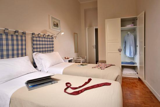 Residenza I Rioni : Camera Doppia/Matrimoniale
