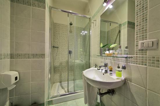 Residenza I Rioni : Servizi igienici