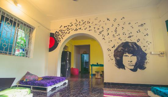 Roadhouse Hostels Anjuna Goa