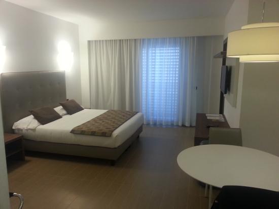 Residence Hotel Parioli: Zona letto