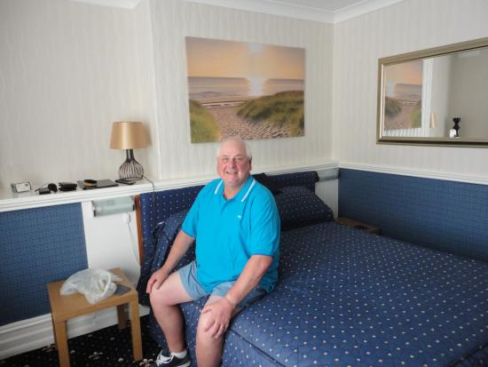 Branston Lodge Guest House: A lovely room