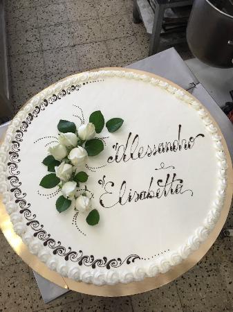 Panzini, pasticceria caffetteria: Alessandro e Elisabetta
