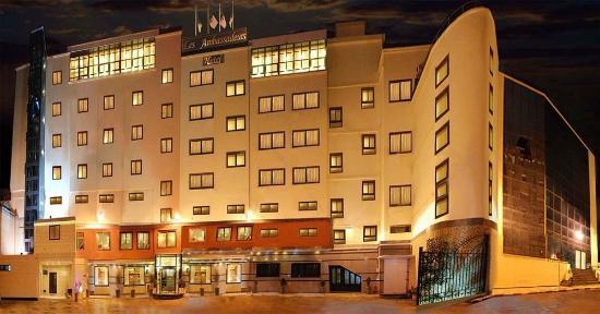 Hotel les Ambassadeurs
