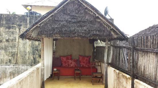 Lamu House Hotel : Perks of the standard room without the view