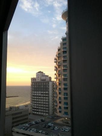 Metropolitan Hotel: Vista do quarto onde fiquei...um espanto!