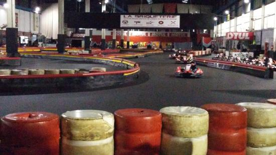 Kart And Bowling