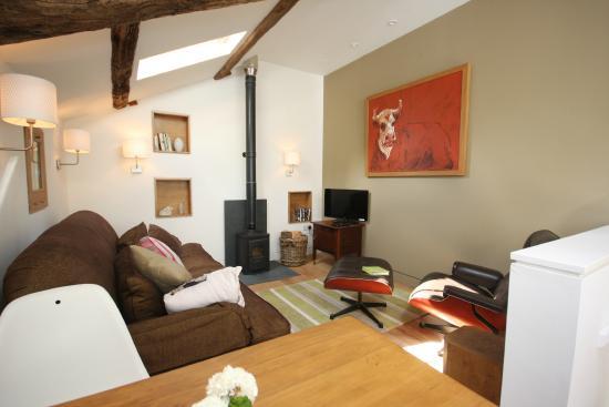 Sunny Brow Barn: Bracken Barn Lounge
