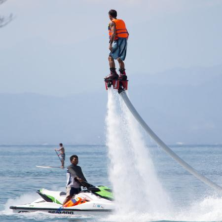‪Fly Board Experience by Activities Bali‬