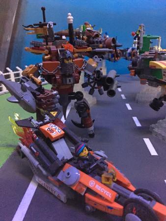 NInja Laser game - Picture of Legoland Discovery Center Tokyo, Minato - TripA...