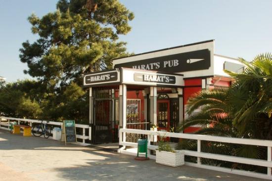 Harat's Pub в Сочи на Черноморской